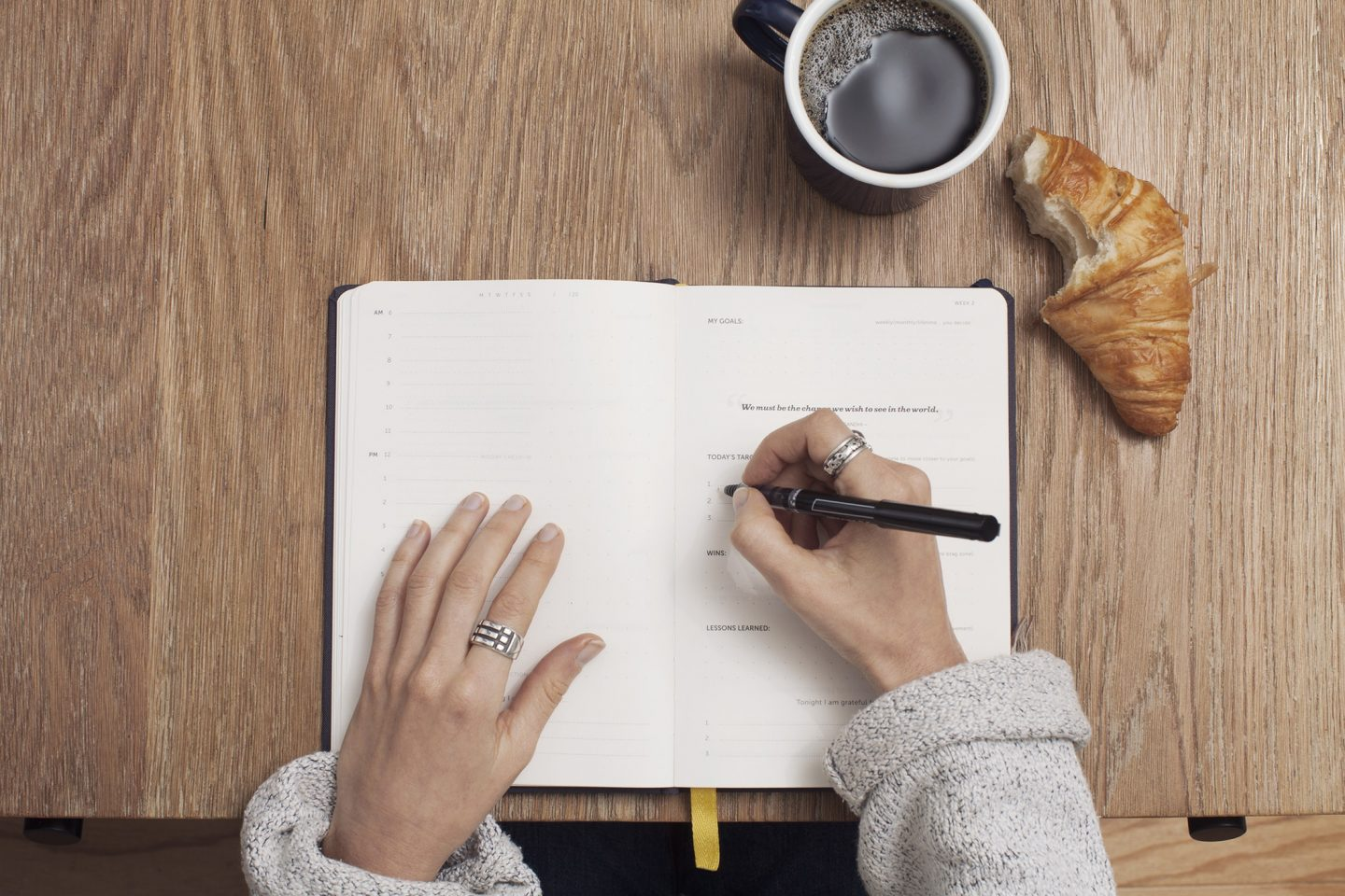 Keeping Focused, 5 Tips for Getting Things Done